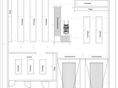 Industrial Warehouse Design