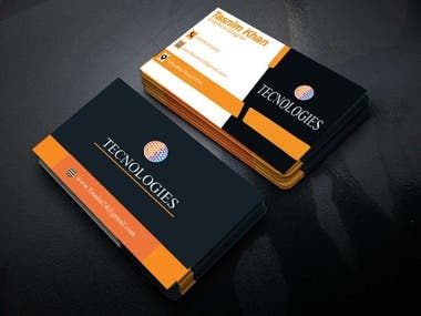 Exclusive business card