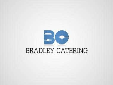 Bradley Catering Logo Design