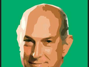 in memory of Oscar de la Renta