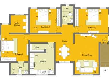 House Floor Plans & Designs