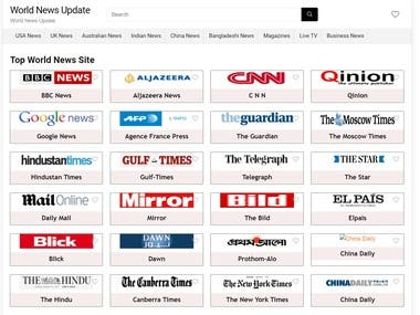 World News Website worldnewsupdate.online