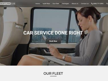 CAR SERVICE Website coastlinecls.com