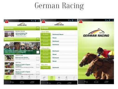 Horse Racing Record Keeper