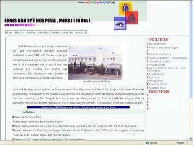 http://www.lionsnabeyehospital.org/ - Organisation Website