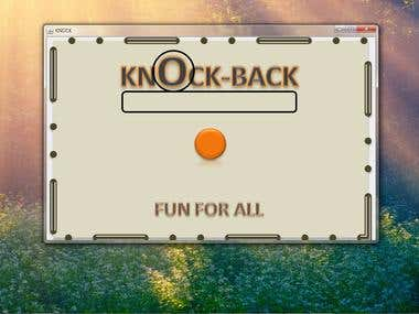 Simple desktop game