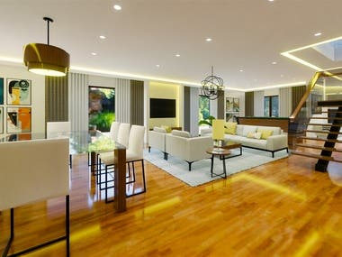 House Interior Renovation and Extension