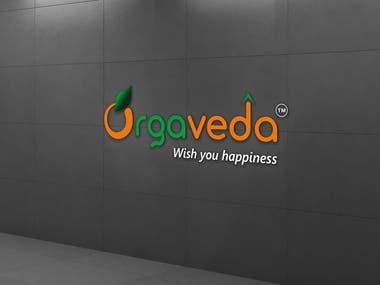 Orgaveda Logo