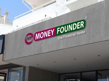Money Founder Logo