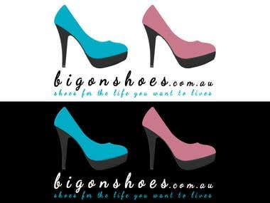 Graphic Design - High Heels
