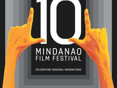 Mindanao Film Festival 2014 Poster