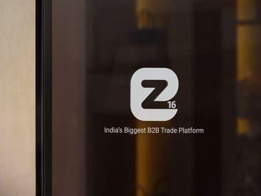 Z16 :- Logo Design