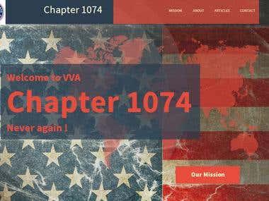 VVA Chapter 1074