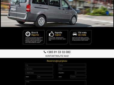 Timoto - limo & shuttle service