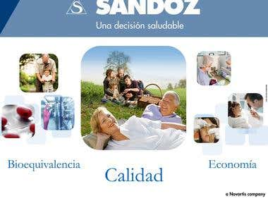 Backing Laboratorios Sandoz Venezuela