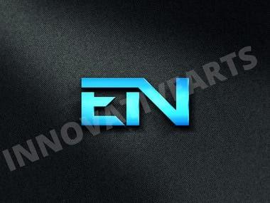 TEXT theme Logo Design