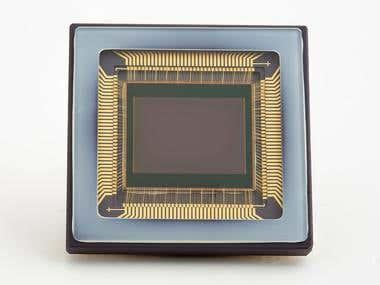 Camera Digital Imaging Sensors