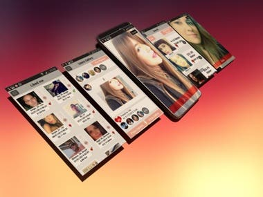 Socail-Network App