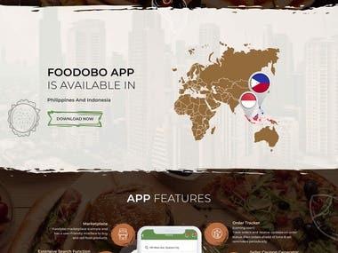 https://www.foodobo.com/ - Wordpress