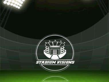 Stadium Visions - iOS and Android Application