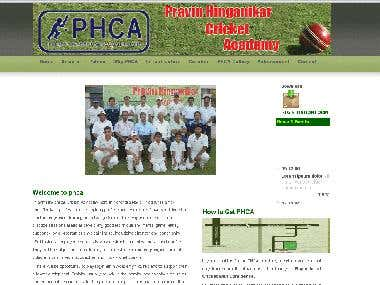 PHCA Nagpur Cricket Academy