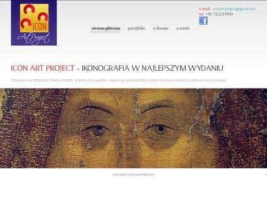 Portfolio Ikonografa z Supraśla