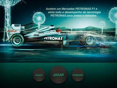 PETRONAS F1 Racing Game