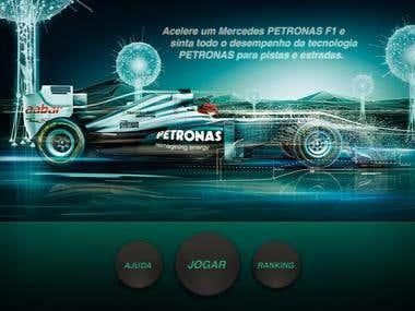 PETRONAS F1 Racing Game