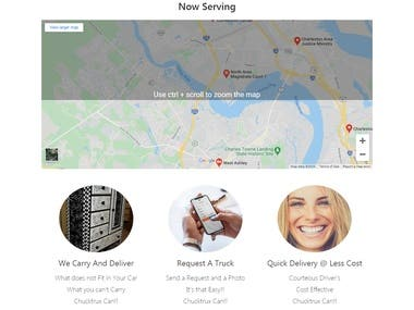 Rent-a- car Website