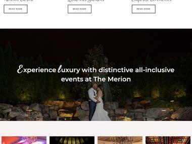 Wedding Matrimonial Website