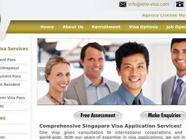 Work Permit Services, Singapore