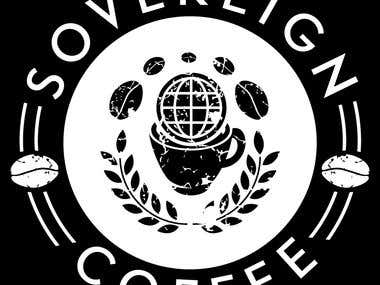 Logo for Sovereign Coffee