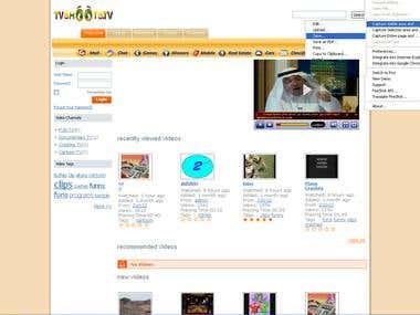 Tvshoots : http://www.tvshoots.tv/