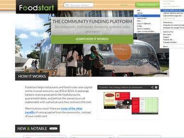 Foodstart : http://www.foodstart.com/