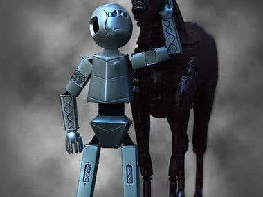 Robot no.2