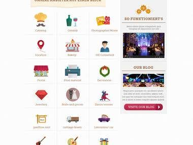 My event 24 (website design)
