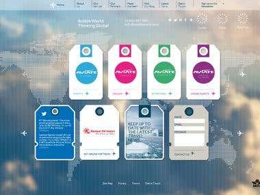 psd to responsive html also wordpress http://aviateworld.com