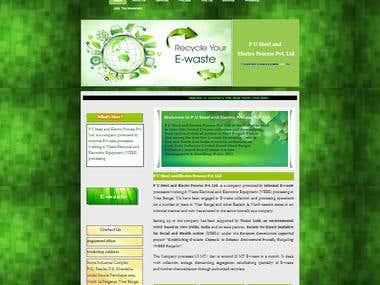 ASP.Net,SQL Server-Website for recycling E-Waste