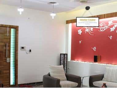 Interior designers website