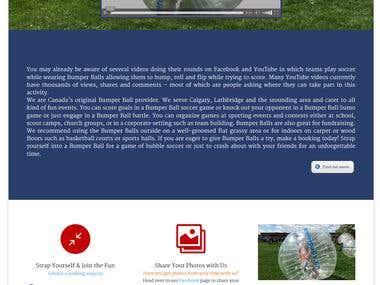 Websites for Start-Ups