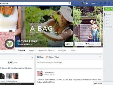 Fcebook marketing