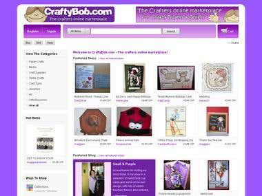 Craftybob : http://www.craftybob.com/