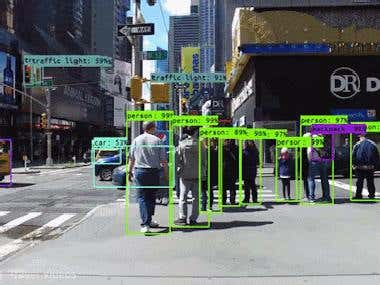 Multiple Objects Detection