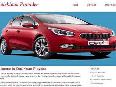 Quick Loan Provider ,USA