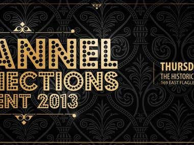 Banner Channel Conections Event