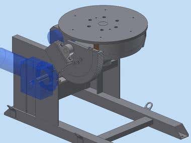 welding device