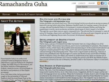 Rama Chandra Guha