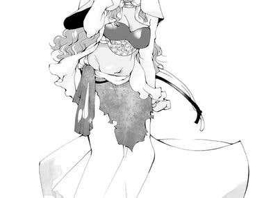 Original Character design