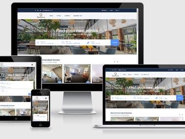 spaciouz (LARAVEL Listing Site)