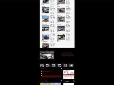 CMS web-site (JOOMLA)
